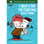 Peanuts-I Want a Dog for Christmas Charlie Brown Product Image