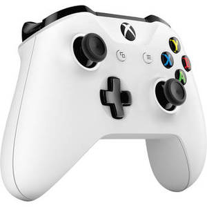 Xbox One Wireless Controller (White) Product Image