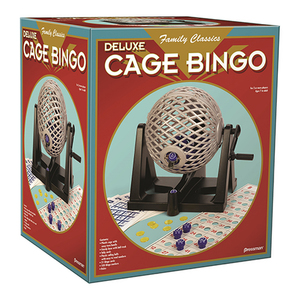 Deluxe Cage Bingo Ages 7+ Years Product Image