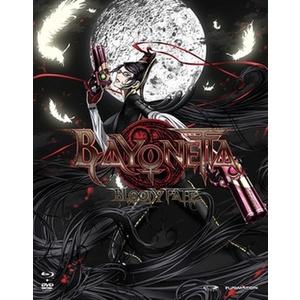 Bayonetta-Bloody Fate-Anime Movie Product Image