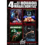 Scream Factory All Night Horror Movie Marathon V02 Product Image
