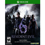 Resident Evil 6 Hd Product Image
