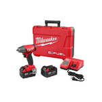 "M18 FUEL 3/8"" Compact Impact Wrench w/ Friction Ring Kit Product Image"