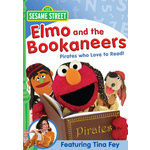 Elmo & the Bookaneers-Pirates Who Love to Read Product Image