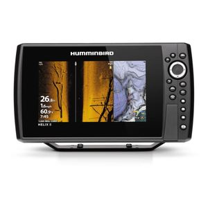 Helix 8 Chirp MSI GPS G3N Fish Finder Product Image