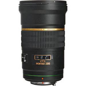 SMCP-DA* 200mm f/2.8 ED (IF) SDM Autofocus Lens for Digital SLR Product Image