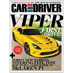 Car and Driver - 12 Issues - 1 Year