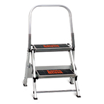 2-Step Safety Step Stepladder Product Image
