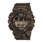 Mens G-Shock Digital Watch Camouflage Product Image
