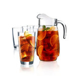 7pc Ice Tea Pitcher & Glass Set Product Image