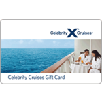 Celebrity Cruises eGift Card $50.00 Product Image