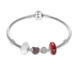 Pandora Fiery Ice Bracelet Product Image