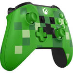 Xbox One Wireless Controller (Minecraft Creeper) Product Image