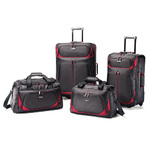 Tessera 2 Collection 4pc Nested Luggage Set Product Image