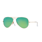 Ray-Ban Aviator Flash Lens Sunglasses