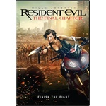 Resident Evil-Final Chapter Product Image