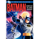 Batman-Animated Series-Secrets of the Caped Crusader Product Image