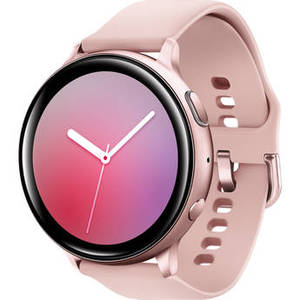 Galaxy Watch Active2 Bluetooth Smartwatch (Aluminum, 40mm, Pink Gold) Product Image