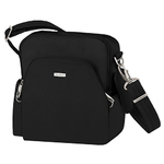Anti-Theft Classic Travel Bag Black Product Image