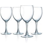12oz Atlas All-Purpose Goblets Set of 4 Product Image
