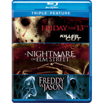 Friday the 13th/Nightmare On Elm Street/Freddy Vs Jason Product Image