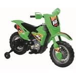 Green 6V Dirt Bike Product Image