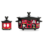 Mickey Mouse Slow Cooker w/ 20oz Dipper Product Image