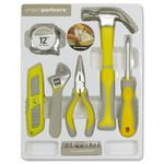 Project Partners 6-Piece Household Tool Kit Product Image