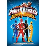 Power Rangers-Dino Thunder-Complete Series Product Image