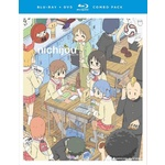 Nichijou-My Ordinary Life-Complete Series Product Image