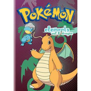 Pokemon Elements V08-Dragon Product Image