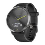 Garmin Vivomove HR Hybrid Smartwatch Size: Large Product Image