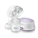 Avent Comfort Single Electric Breast Pump Product Image