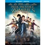 Pride & Prejudice & Zombies Product Image
