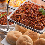 Pork Plate Combo KC BBQ Product Image