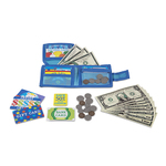 Pretend to Spend Wallet Ages 3+ Years Product Image
