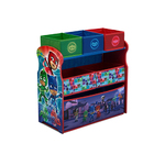 PJ Masks Multi-Bin Toy Organizer Ages 3-6 Years Product Image