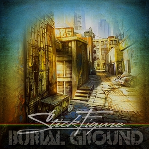 Burial Ground - Stick Figure Product Image