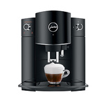 D6 Automatic Coffee Machine Black Product Image