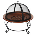 "30"" Outdoor Fire Pit"