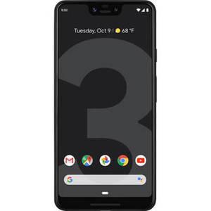 Pixel 3 64GB Smartphone (Unlocked, Just Black) Product Image