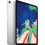 """11"""" iPad Pro (Late 2018, 512GB, Wi-Fi Only, Silver) Product Image"""
