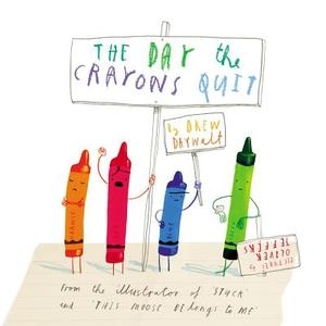The Day the Crayons Quit Product Image