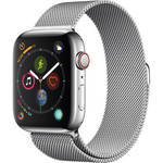 Watch Series 4 (GPS + Cellular, 44mm, Stainless Steel, Milanese Loop) Product Image
