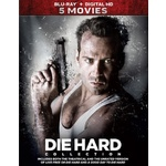 Die Hard-5 Movie Collection Product Image