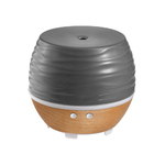 Ascend Ultrasonic Aromatherapy Diffuser Gray Product Image