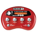 Pocket POD Guitar Amp Modeling Processor