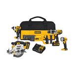 20V MAX Premium 5-Tool Combo Kit Product Image