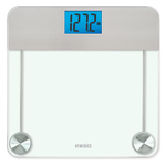 Stainless Steel/Glass Digital Bathroom Scale Product Image