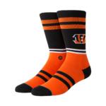 Stance Cincinnati Bengals Logo Socks Product Image